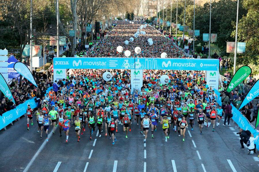 Medio Maratón de Madrid